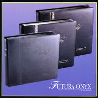 Futura Onyx wedding album Covers