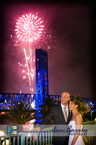 downtown jacksonville wedding